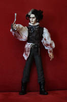 Sweeney Todd Doll by VivalaVida