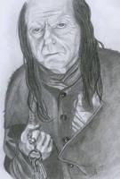 Argus Filch by VivalaVida