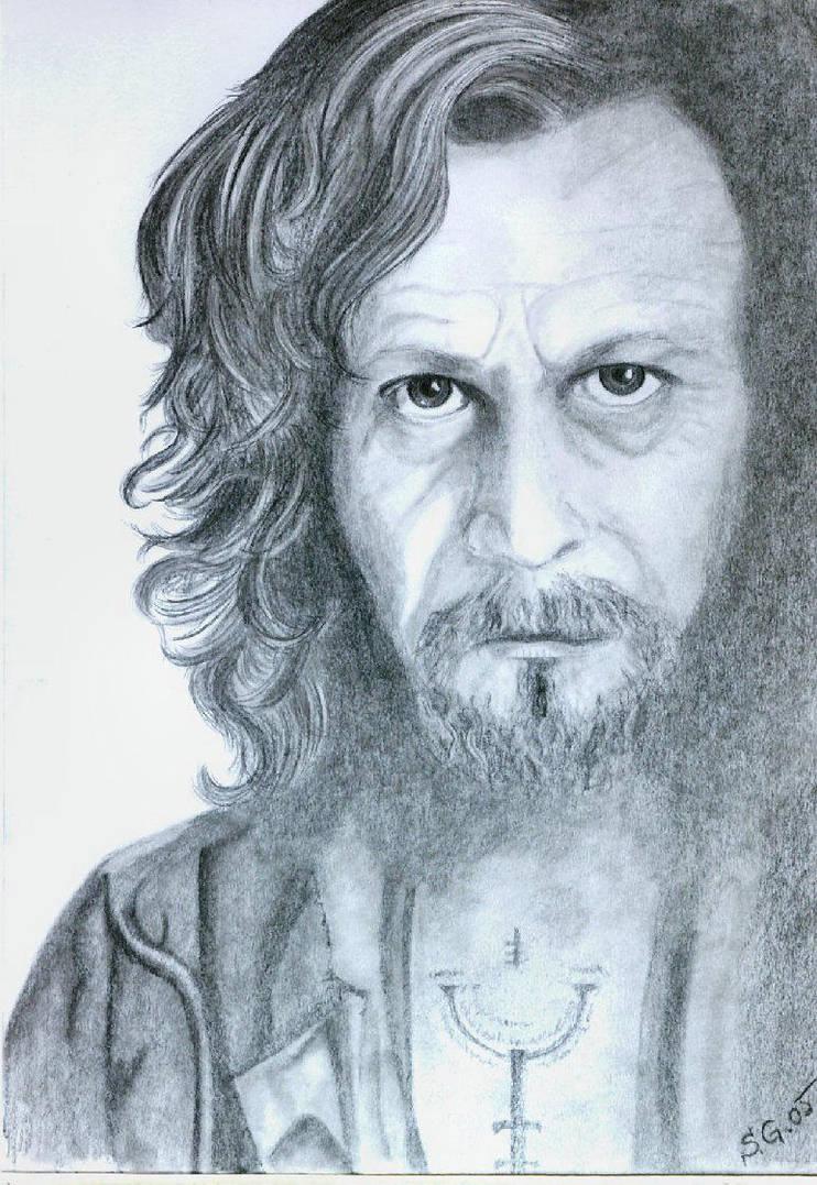 Sirius Black - Gary Oldman by VivalaVida