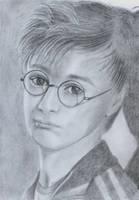 Harry Potter - Dan Radcliffe by VivalaVida