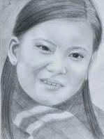Cho Chang - Katie Leung by VivalaVida