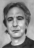 Alan Rickman by VivalaVida