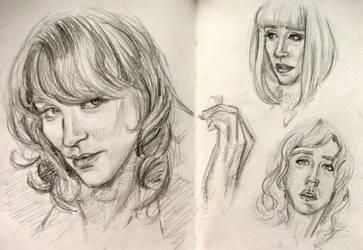 Lee Pace in Soldier's Girl. sketch by kssu24