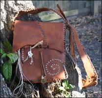 Medicine Bag by Shendorion