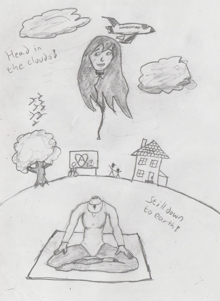 Jamie's Mind Wanders by JamieAgathaRose