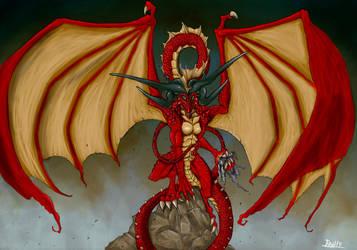 Dragon by dmresil