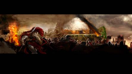 Leonidas by dmresil