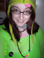 Ligress Again with the gir hat by darkligress
