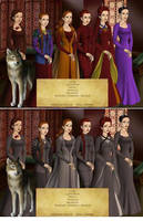 12.2 Game of Thrones Style Normal and Discorded by COnfessorRocksha