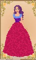 Flower Princess by COnfessorRocksha