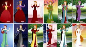 12 Princess by COnfessorRocksha