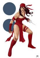 Elektra by Manji675