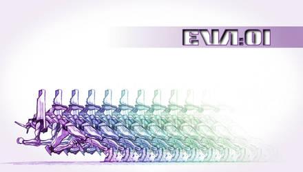 EVA:01 by b1kkur1