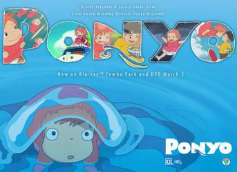 Ponyo Ponyo by b1kkur1