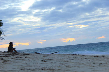 Honeymoon Bay by Attackoneverything