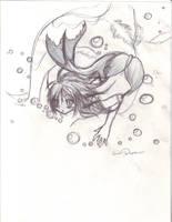Mermaid by ScreamEmotion