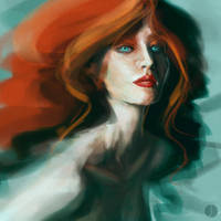 Ariel by PhotoshopIsMyKung-Fu