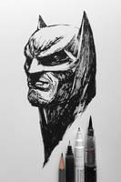 Batman by PhotoshopIsMyKung-Fu