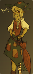 Taako by raccoonhearted