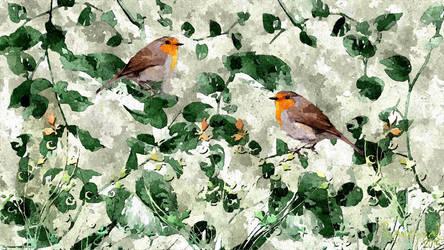 Spring Equinox 2015 by ravenval