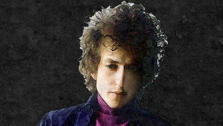 Bob Dylan 02 by Ravenval by ravenval