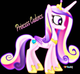 Princes Cadence by ponyboy2012
