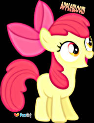 Applebloom by ponyboy2012