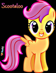 Scootaloo by ponyboy2012