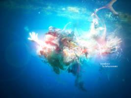 transform underwater by kirbymonster