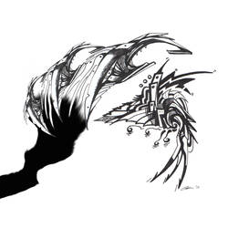 Wave of Fear by christinehoyler