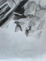 Gundam Akatsuki by Law3208