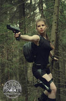 Cosplay Lara Croft by Anastasya01