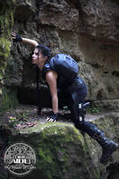 Lara and rock by Anastasya01