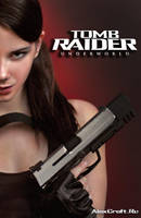 Tomb Raider face by Anastasya01