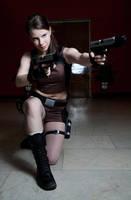 Lara Croft in Underworld by Anastasya01