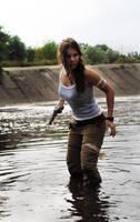 Tomb Raider 2013-Lara Croft Reborn by Anastasya01