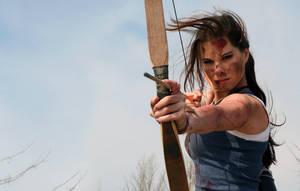 Tomb Raider-Survivor by Anastasya01