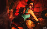 Tomb Raider: The Last Revelation by Anastasya01