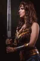 Wonder Woman by Anastasya01