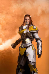 Brigitte - I will be your shield by Anastasya01