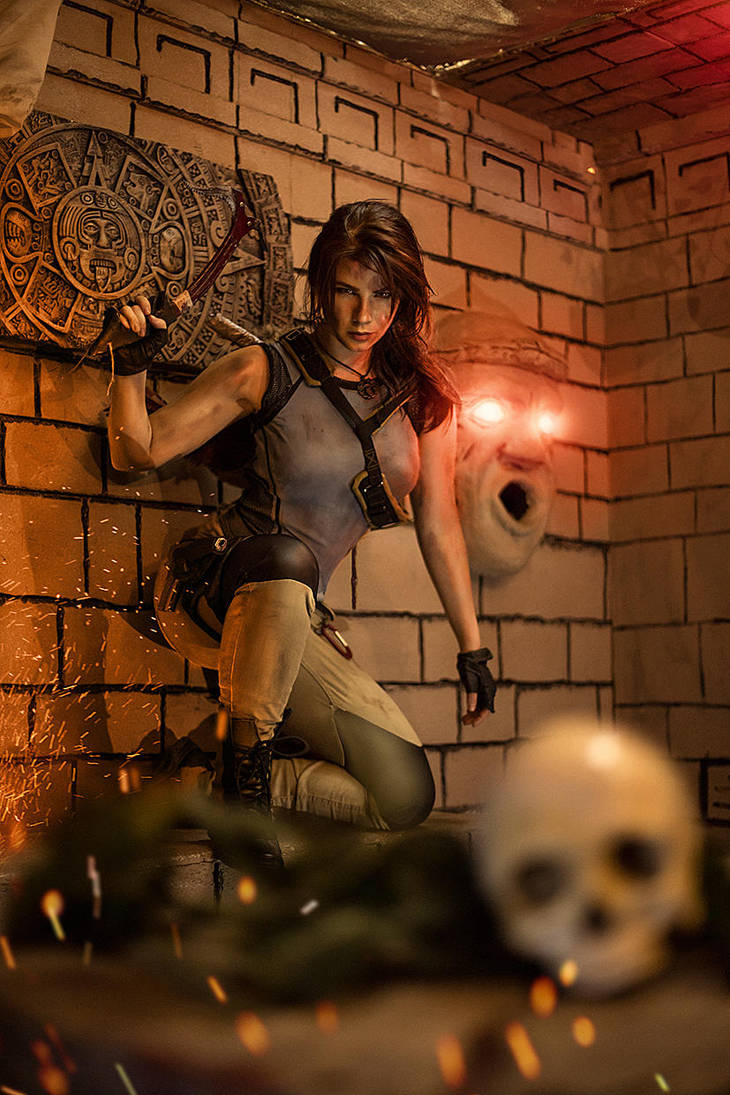 Shadow of the Tomb Raider by Anastasya01