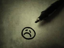 Unhappy by fotojenny