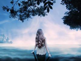 Seeking soul by fotojenny