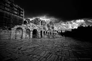 Dark sky by Elena-Elendim