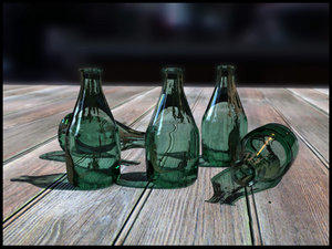 Bottles by 3dConnect