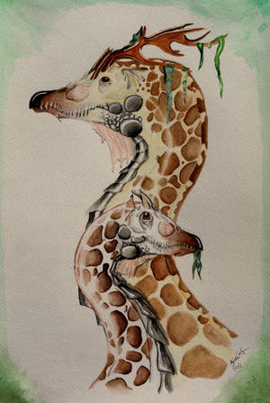 African Dragons by kkrex