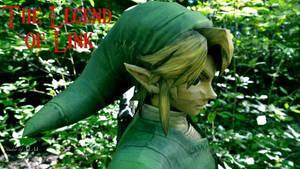 The Legend of Link Wallpaper by studioofmm
