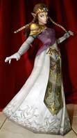 Princess Zelda by studioofmm