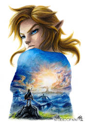 Breath of the Wild by studioofmm