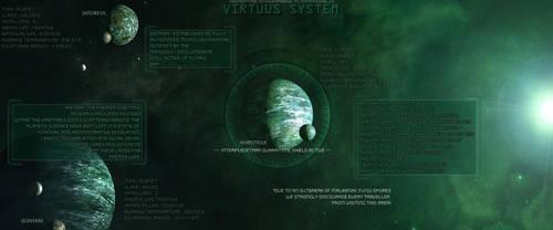 Virtuus Star System by numptynum